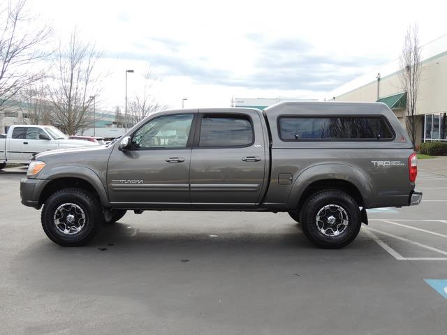 2006 Toyota Tundra SR5 SR5 4dr Double Cab LIFTED NEW WHEELS U0026 TIRES   Photo  4