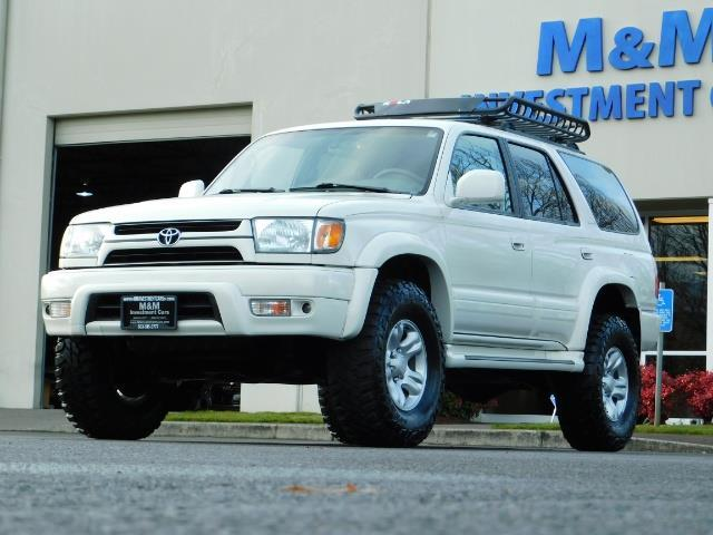 2002 Toyota 4Runner Limited 4X4 / Heated Seats / TIMING BELT / LIFTED - Photo 1 - Portland, OR 97217