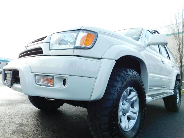 2002 Toyota 4Runner Limited 4X4 / Heated Seats / TIMING BELT / LIFTED - Photo 9 - Portland, OR 97217