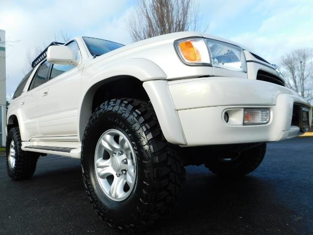 2002 Toyota 4Runner Limited 4X4 / Heated Seats / TIMING BELT / LIFTED - Photo 10 - Portland, OR 97217