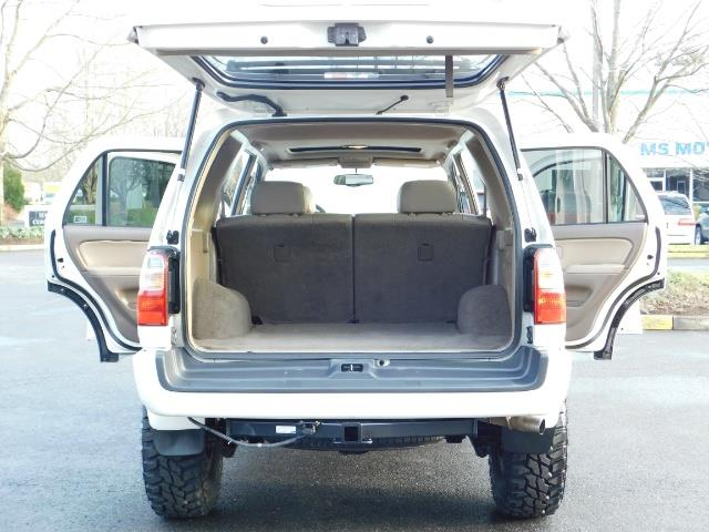 2002 Toyota 4Runner Limited 4X4 / Heated Seats / TIMING BELT / LIFTED - Photo 36 - Portland, OR 97217