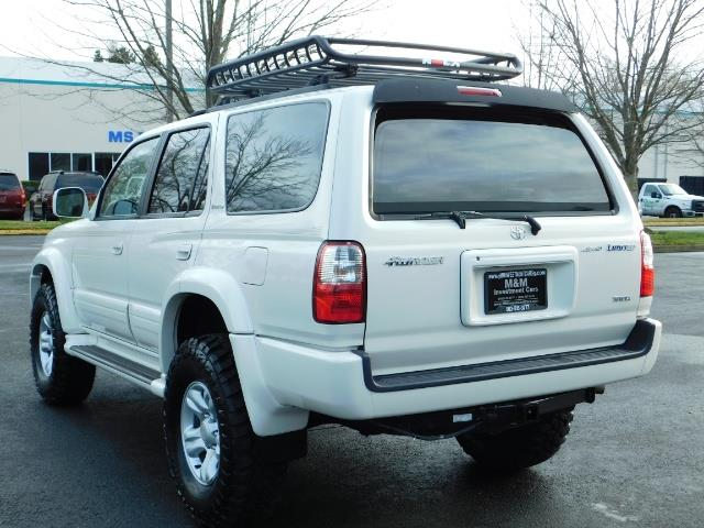 2002 Toyota 4Runner Limited 4X4 / Heated Seats / TIMING BELT / LIFTED - Photo 7 - Portland, OR 97217