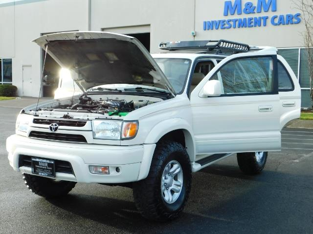 2002 Toyota 4Runner Limited 4X4 / Heated Seats / TIMING BELT / LIFTED - Photo 34 - Portland, OR 97217