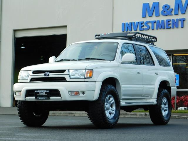 2002 Toyota 4Runner Limited 4X4 / Heated Seats / TIMING BELT / LIFTED - Photo 43 - Portland, OR 97217
