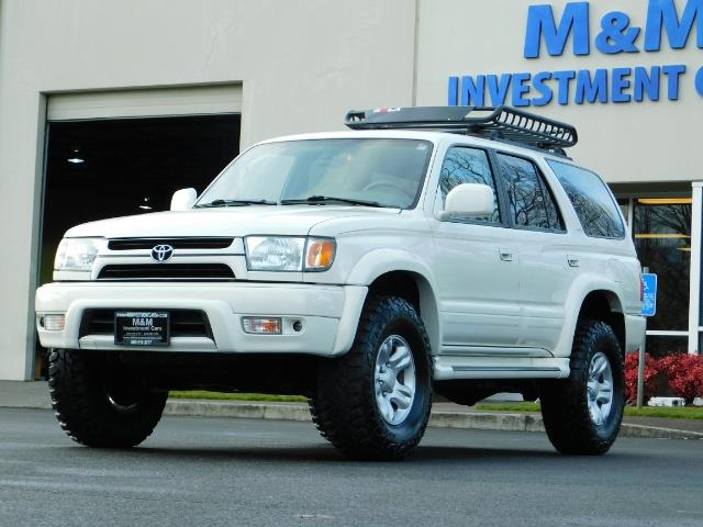 2002 Toyota 4Runner Limited 4X4 / Heated Seats / TIMING BELT / LIFTED - Photo 45 - Portland, OR 97217