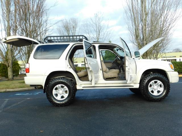 2002 Toyota 4Runner Limited 4X4 / Heated Seats / TIMING BELT / LIFTED - Photo 21 - Portland, OR 97217