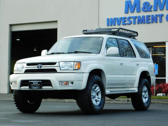 2002 Toyota 4Runner Limited 4X4 / Heated Seats / TIMING BELT / LIFTED - Photo 44 - Portland, OR 97217