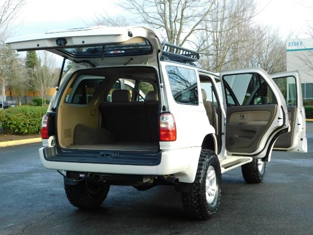 2002 Toyota 4Runner Limited 4X4 / Heated Seats / TIMING BELT / LIFTED - Photo 38 - Portland, OR 97217