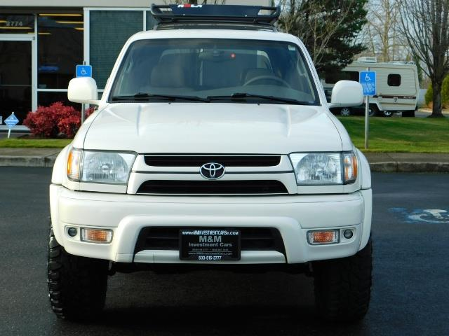 2002 Toyota 4Runner Limited 4X4 / Heated Seats / TIMING BELT / LIFTED - Photo 5 - Portland, OR 97217