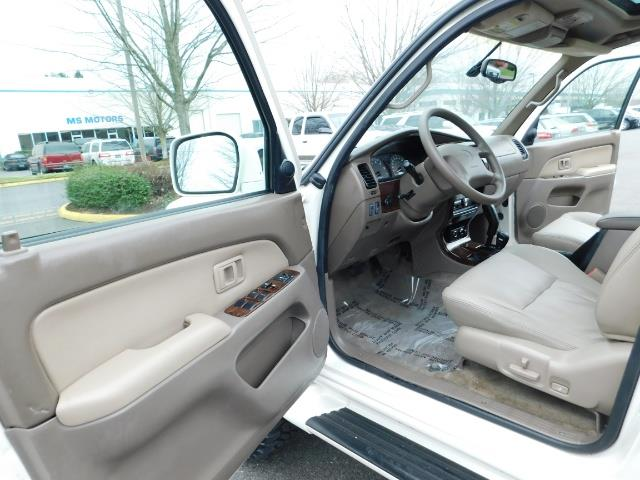 2002 Toyota 4Runner Limited 4X4 / Heated Seats / TIMING BELT / LIFTED - Photo 13 - Portland, OR 97217