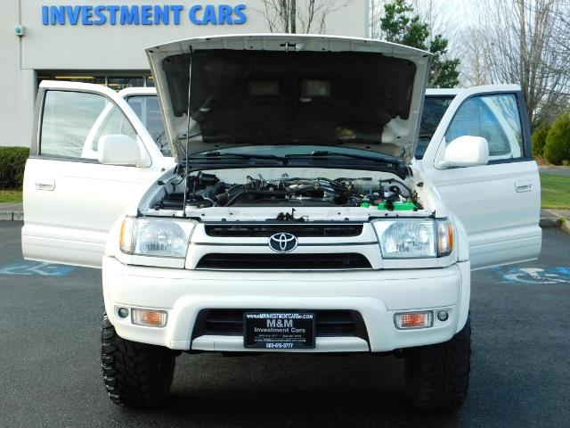 2002 Toyota 4Runner Limited 4X4 / Heated Seats / TIMING BELT / LIFTED - Photo 40 - Portland, OR 97217
