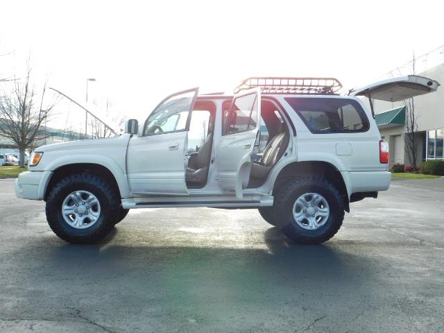 2002 Toyota 4Runner Limited 4X4 / Heated Seats / TIMING BELT / LIFTED - Photo 20 - Portland, OR 97217