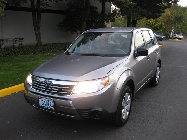 2009 forester owners manual