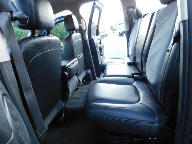 2005 Dodge Ram 3500 Laramie 4dr Quad Cab / 4X4 / 5.9L DIESEL / 6-SPEED - Photo 16 - Portland, OR 97217