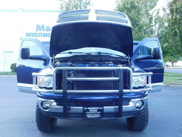 2005 Dodge Ram 3500 Laramie 4dr Quad Cab / 4X4 / 5.9L DIESEL / 6-SPEED - Photo 32 - Portland, OR 97217