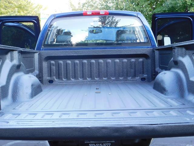 2005 Dodge Ram 3500 Laramie 4dr Quad Cab / 4X4 / 5.9L DIESEL / 6-SPEED - Photo 28 - Portland, OR 97217