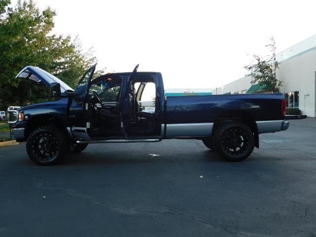 2005 Dodge Ram 3500 Laramie 4dr Quad Cab / 4X4 / 5.9L DIESEL / 6-SPEED - Photo 26 - Portland, OR 97217