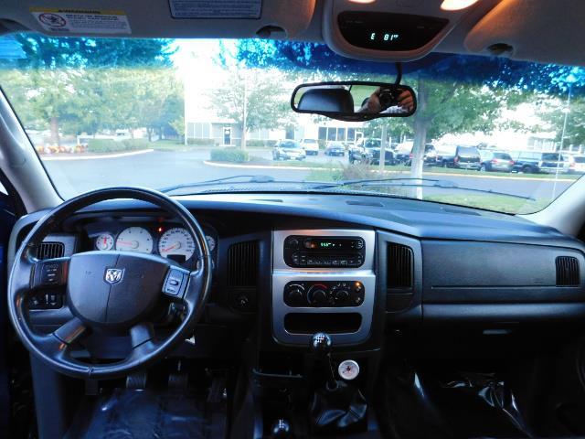 2005 Dodge Ram 3500 Laramie 4dr Quad Cab / 4X4 / 5.9L DIESEL / 6-SPEED - Photo 35 - Portland, OR 97217