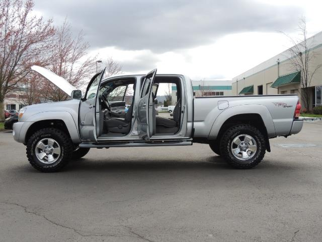 2007 Toyota Tacoma V6 Double Cab / 4WD / LONG BED / TRD / LIFTED !! - Photo 21 - Portland, OR 97217