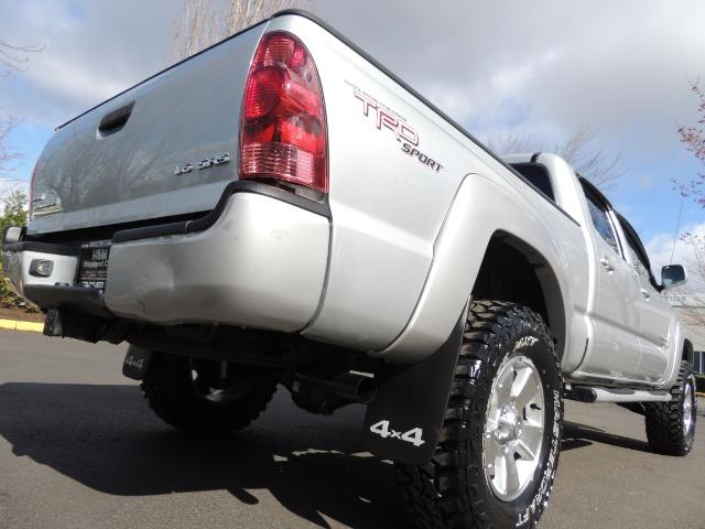 2007 Toyota Tacoma V6 Double Cab / 4WD / LONG BED / TRD / LIFTED !! - Photo 12 - Portland, OR 97217