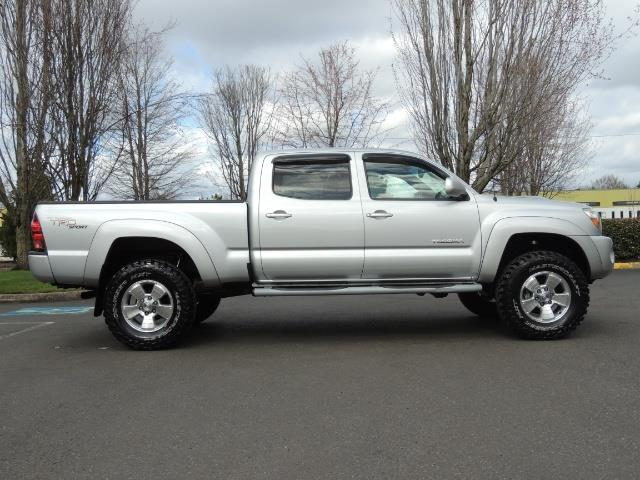 2007 Toyota Tacoma V6 Double Cab / 4WD / LONG BED / TRD / LIFTED !! - Photo 4 - Portland, OR 97217