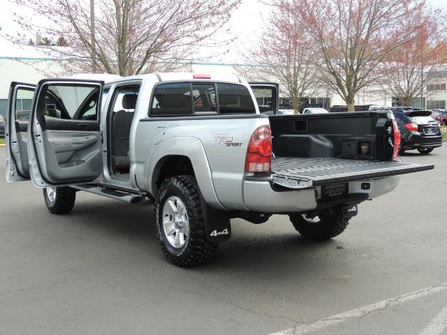 2007 Toyota Tacoma V6 Double Cab / 4WD / LONG BED / TRD / LIFTED !! - Photo 31 - Portland, OR 97217