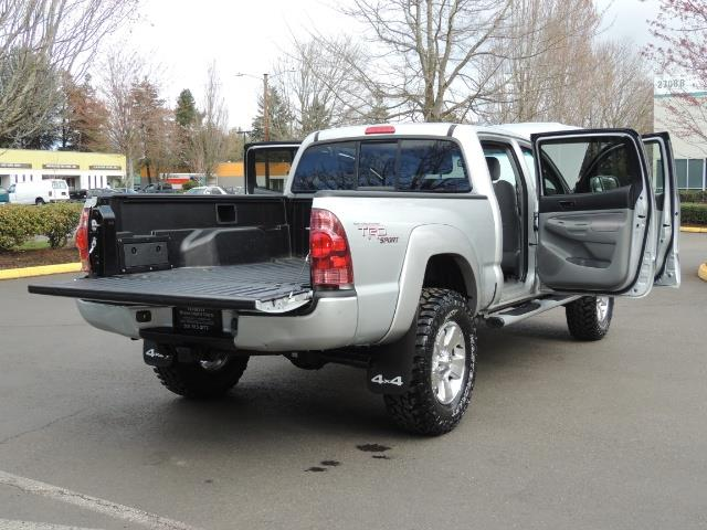 2007 Toyota Tacoma V6 Double Cab / 4WD / LONG BED / TRD / LIFTED !! - Photo 33 - Portland, OR 97217