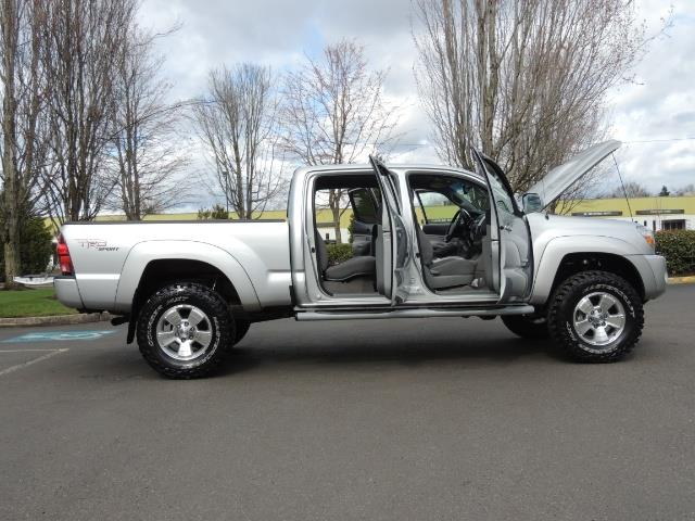 2007 Toyota Tacoma V6 Double Cab / 4WD / LONG BED / TRD / LIFTED !! - Photo 22 - Portland, OR 97217