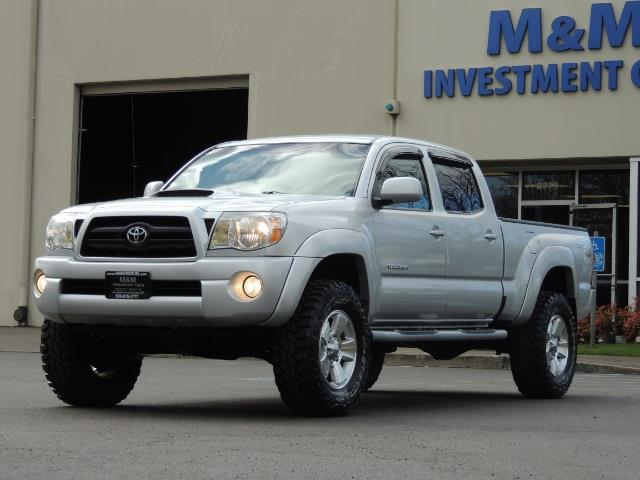 2007 Toyota Tacoma V6 Double Cab / 4WD / LONG BED / TRD / LIFTED !! - Photo 1 - Portland, OR 97217