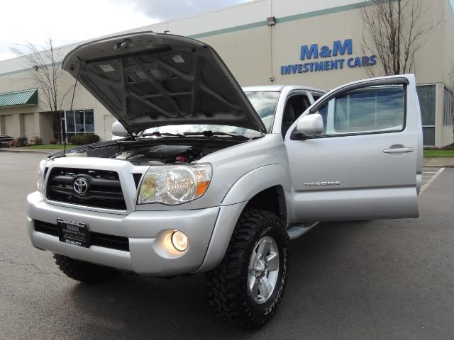 2007 Toyota Tacoma V6 Double Cab / 4WD / LONG BED / TRD / LIFTED !! - Photo 37 - Portland, OR 97217