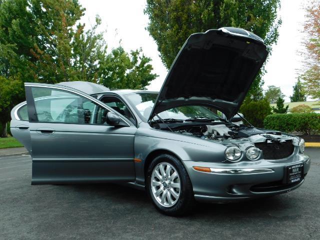 2003 Jaguar X-Type 2.5 / Sedan / AWD / Leather / Sunroof / EXCL COND - Photo 32 - Portland, OR 97217