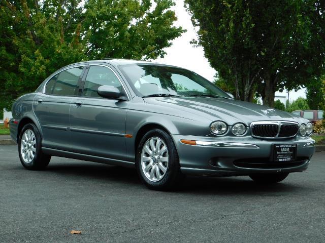 2003 Jaguar X-Type 2.5 / Sedan / AWD / Leather / Sunroof / EXCL COND - Photo 2 - Portland, OR 97217