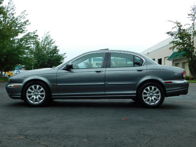 2003 Jaguar X-Type 2.5 / Sedan / AWD / Leather / Sunroof / EXCL COND - Photo 3 - Portland, OR 97217