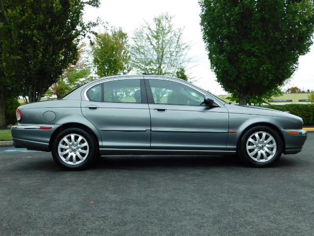 2003 Jaguar X-Type 2.5 / Sedan / AWD / Leather / Sunroof / EXCL COND - Photo 4 - Portland, OR 97217