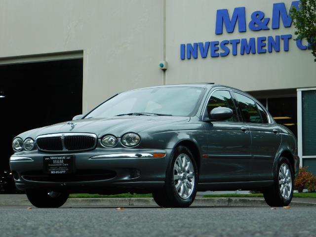 2003 Jaguar X-Type 2.5 / Sedan / AWD / Leather / Sunroof / EXCL COND - Photo 1 - Portland, OR 97217