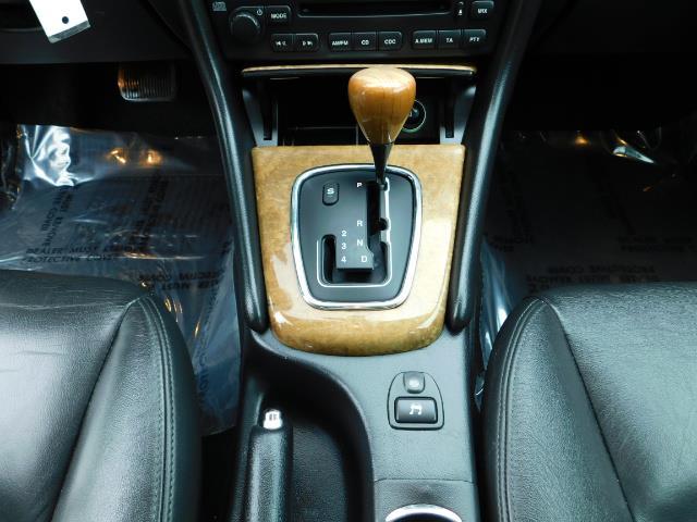 2003 Jaguar X-Type 2.5 / Sedan / AWD / Leather / Sunroof / EXCL COND - Photo 20 - Portland, OR 97217