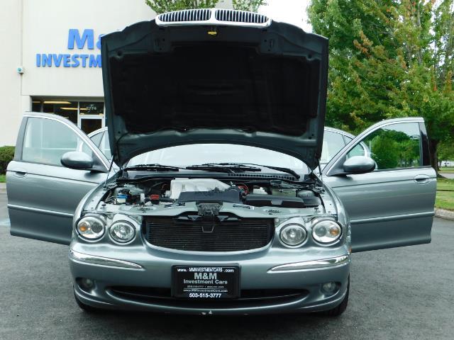 2003 Jaguar X-Type 2.5 / Sedan / AWD / Leather / Sunroof / EXCL COND - Photo 33 - Portland, OR 97217