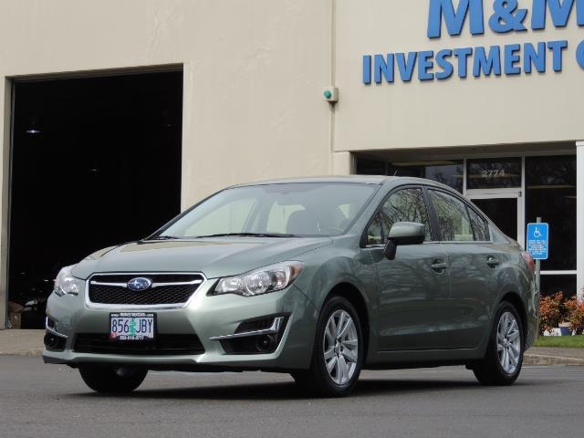 2016 Subaru Impreza 2.0i Premium / Sedan / AWD / Back up camera - Photo 1 - Portland, OR 97217