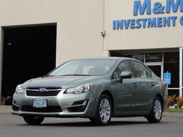 2016 Subaru Impreza 2.0i Premium / Sedan / AWD / Back up camera - Photo 46 - Portland, OR 97217