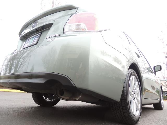 2016 Subaru Impreza 2.0i Premium / Sedan / AWD / Back up camera - Photo 10 - Portland, OR 97217
