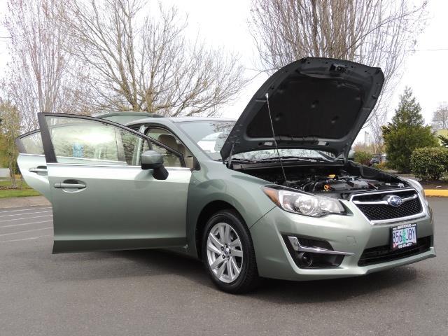 2016 Subaru Impreza 2.0i Premium / Sedan / AWD / Back up camera - Photo 34 - Portland, OR 97217