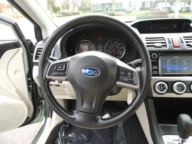 2016 Subaru Impreza 2.0i Premium / Sedan / AWD / Back up camera - Photo 18 - Portland, OR 97217