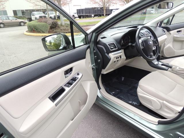 2016 Subaru Impreza 2.0i Premium / Sedan / AWD / Back up camera - Photo 11 - Portland, OR 97217