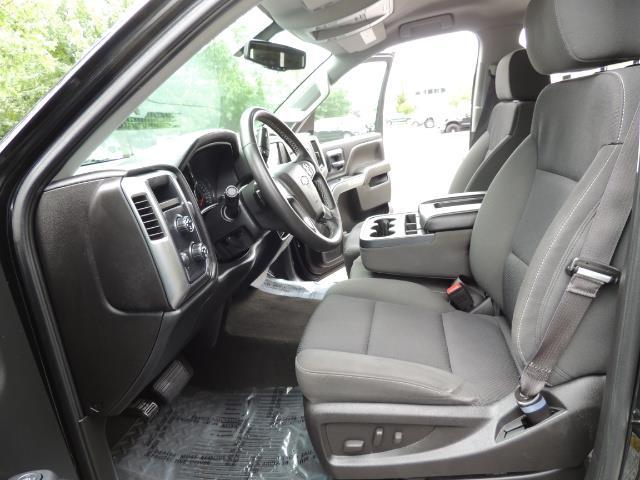 2015 Chevrolet Silverado 1500 LT / Double Cab / 4X4 / Navigation / Backup Camera - Photo 14 - Portland, OR 97217