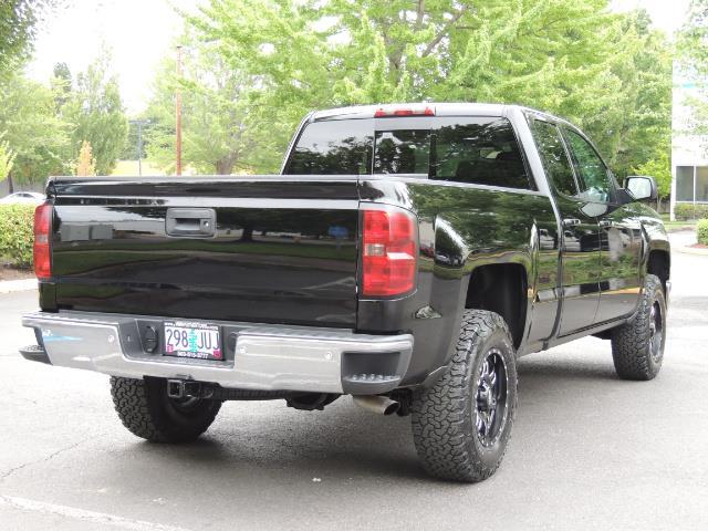 2015 Chevrolet Silverado 1500 LT / Double Cab / 4X4 / Navigation / Backup Camera - Photo 8 - Portland, OR 97217