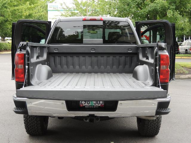 2015 Chevrolet Silverado 1500 LT / Double Cab / 4X4 / Navigation / Backup Camera - Photo 28 - Portland, OR 97217
