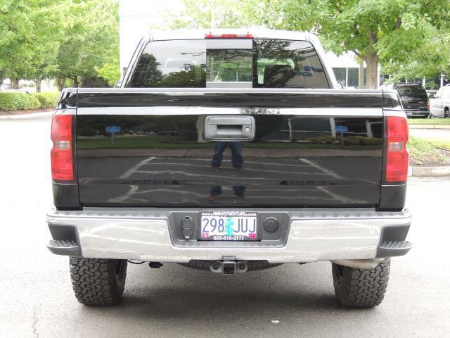 2015 Chevrolet Silverado 1500 LT / Double Cab / 4X4 / Navigation / Backup Camera - Photo 56 - Portland, OR 97217