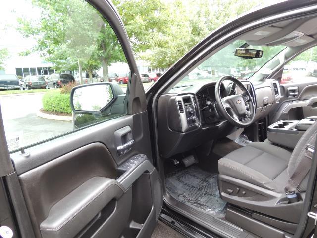 2015 Chevrolet Silverado 1500 LT / Double Cab / 4X4 / Navigation / Backup Camera - Photo 13 - Portland, OR 97217