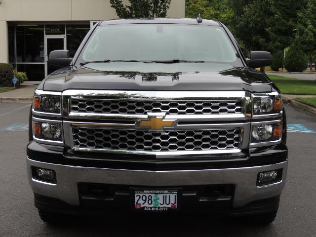 2015 Chevrolet Silverado 1500 LT / Double Cab / 4X4 / Navigation / Backup Camera - Photo 5 - Portland, OR 97217