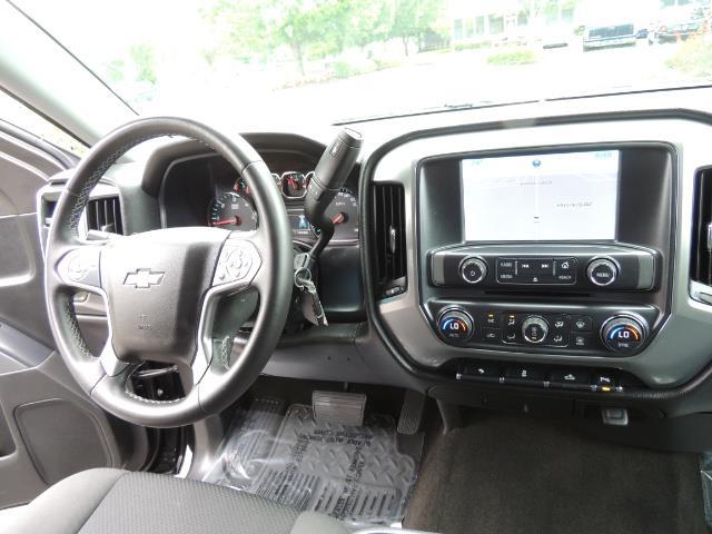 2015 Chevrolet Silverado 1500 LT / Double Cab / 4X4 / Navigation / Backup Camera - Photo 18 - Portland, OR 97217